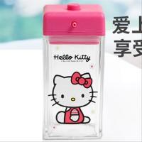 Tempat Botol Wadah Minyak Kecap Hello Kitty Pink Fanta