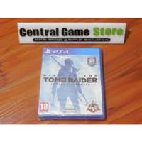 PS4 Rise Of The Tomb Raider - 20 Year Celebration (Reg2/Eur/English)