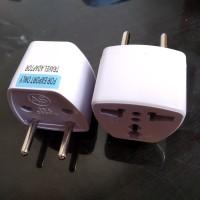 colokan gepeng ke bulat konverter listrik eu us cn esg