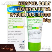 Cetaphil Daily Advance Ultra Hydrating Lotion Tubuh 85g