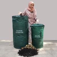 Tempat Sampah Organik Kantong Kompos Ukuran Besar Compost Bag Large