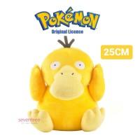 Boneka Hadiah Pokemon Psyduck Anime Pokeball Plushy Original Lisense