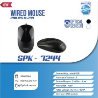 mouse usb philips M244