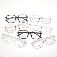 kacamata korea lentur classic vintage free lensa anti radiasi uv