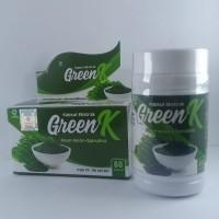 kapsul ekstrak daun kelor plus spirulina green K