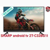 SHARP ANDROID TV 32 INCH 2T-C2BG1I