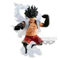 One Piece King of Artist Monkey D. Luffy (Gear Fourth: Snakeman) Figur