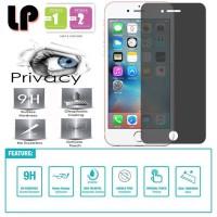 LP Anti-Spy Tempered Glass iPhone 6 - 6S - Kaca Original Privacy Ori
