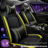 Sarung jok mobil all new baleno hatchback outlander sport suzuki ignis