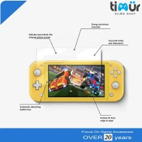 Tempered Glass Anti Gores Screen Guard Protector Nintendo Switch Lite