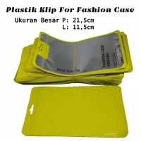(Isi 100pcs)Plastik Packing case Cover Casing Hp Fashion Case
