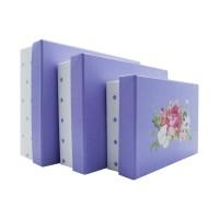 Chayo Craft Gift Box Floral PA Set - Purple