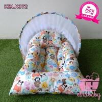 Elha Baby Perlengkapan Bayi Tempat Tidur Anak KBLK372 Original