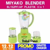 MIYAKO BLENDER BL 152 PF/AP PLASTIK 3 In 1 JUMBO 1.5 Liter - JUICER