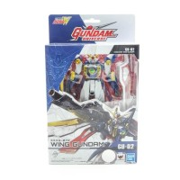 BANDAI Gundam Universe XXXG-01W Wing Gundam GU-02