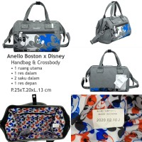 tas selempang anello disney mickey mouse supreme