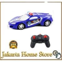 Mainan Anak Laki laki-Mobil Remote Control Polisi Police Car
