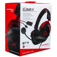 HyperX Cloud II - Pro Gaming Headset