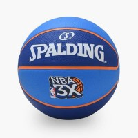 Bola Basket Spalding Basketball TF-33 Rubber Original Size 6