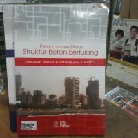 Buku perencanaan dasar struktur beton bertulang.