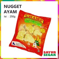 NUGGET AYAM - CHAMP [1 Pack, 250g]