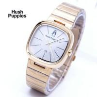 Jam tangan wanita HUSH PUPPIES rantai free box