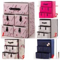 Terkeren Dan Mewah Kotak Serbaguna 5 Laci Storage Box Tempat