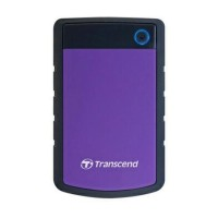 Transcend Storejet 2TB External Harddisk Anti Shock NEW and ORIGINAL