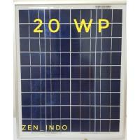 Solar Panel Surya Solar Cell 20WP 20Watt 20 W Poly DKD