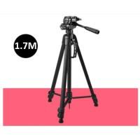 Tripod HP & Kamera 1,7 meter Profesional untuk Smartphone & GoPro