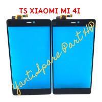Touchscreen Xiaomi Mi 4i Mi4i Original Terlaris New Layar Sentuh - Hitam