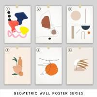 Geometric Wall Poster Series 1