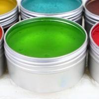 Termurah Pomade Waterbased Mini Non Label 1,8 Oz Pot Almunium Baik