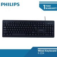 Philips Keyboard USB K-224