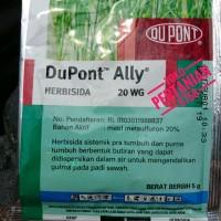 Herbisida Padi Ally 20 WDG