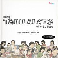 Buku murah Komik Tahilalats New Edition
