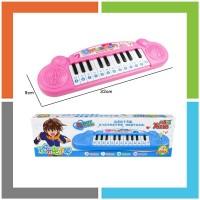 Piano Elektronik dengan Musik untuk Edukasi