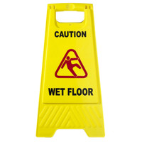 Wet Floor Sign Caution /Papan Peringatan Lantai Basah Licin PROVEN