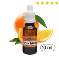 10ml Aromaterapi Minyak Jeruk -Sweet Orange Essential Oil Aromatherapy