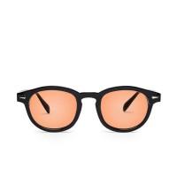 Frame Kacamata Minus/Fashion/Citium Black Red Lenses