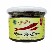 Roa Judes / Sambal Roa Pedas / Sambal Manado 115gr