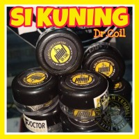 Authentic - COIL SI KUNING Dr.Coil Alien Fused Clapton