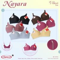 TShirt Bra Sorex Naraya - Bra Sorex Busa tanpa kawat 34165
