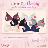 Comfy And Beauty Bra Sorex - Bra Sorex Busa tanpa kawat AB056