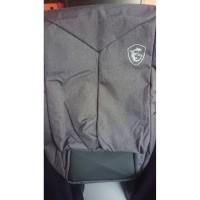 Tas Ransel Laptop Gaming MSI Air Backpack Grey Murah