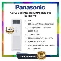 AC FLOOR STANDING PANASONIC 2PK CS-J18FFP5