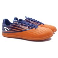 Sepatu Futsal Specs Barricada Genoa 19 Fs (SOrange/Galaxy