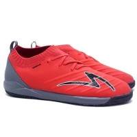 Sepatu Futsal Specs Swervo Galactica IN - Emperor Red/Dk