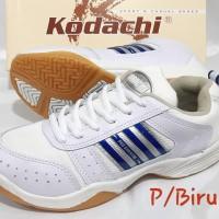 Sepatu olahraga badminton Kodachi AR - Biru, 38