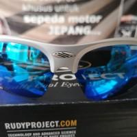 kacamata rudy projeck biru